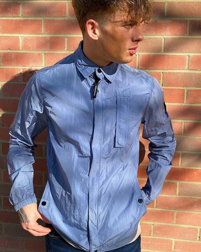 Weekend Offender Sorvino overshirt
