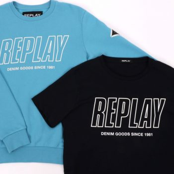 Replay Denim Goods Hyperflex jeans