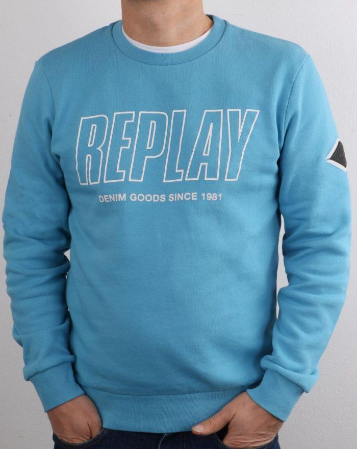 Replay Denim Goods sweatshirt