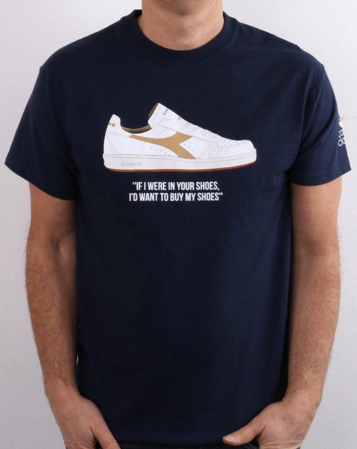 Diadora Borg T-shirt