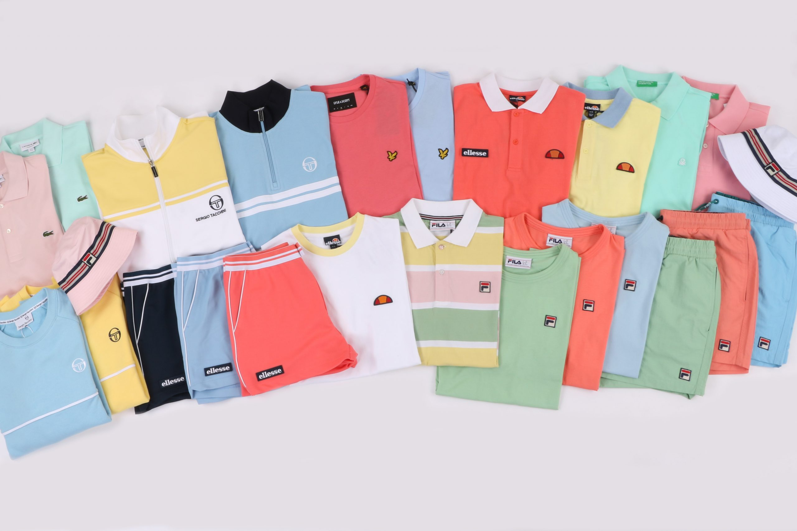 Colourful Casuals
