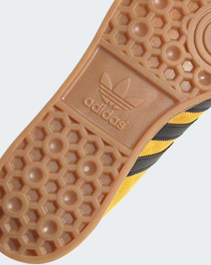 adidas Hamburg yellow black