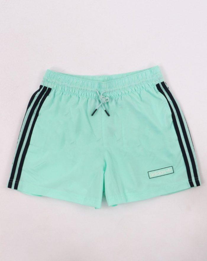 adidas Originals swim shorts mint