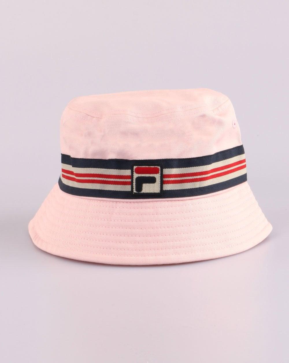 Fila Bucket hat pink