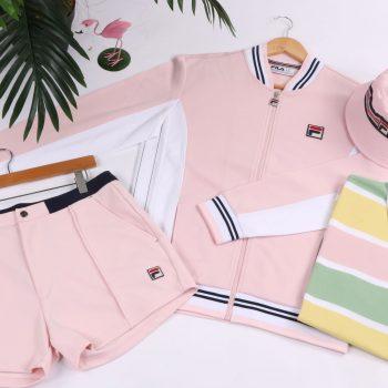 Fila Shorts Pink Club Tropicana