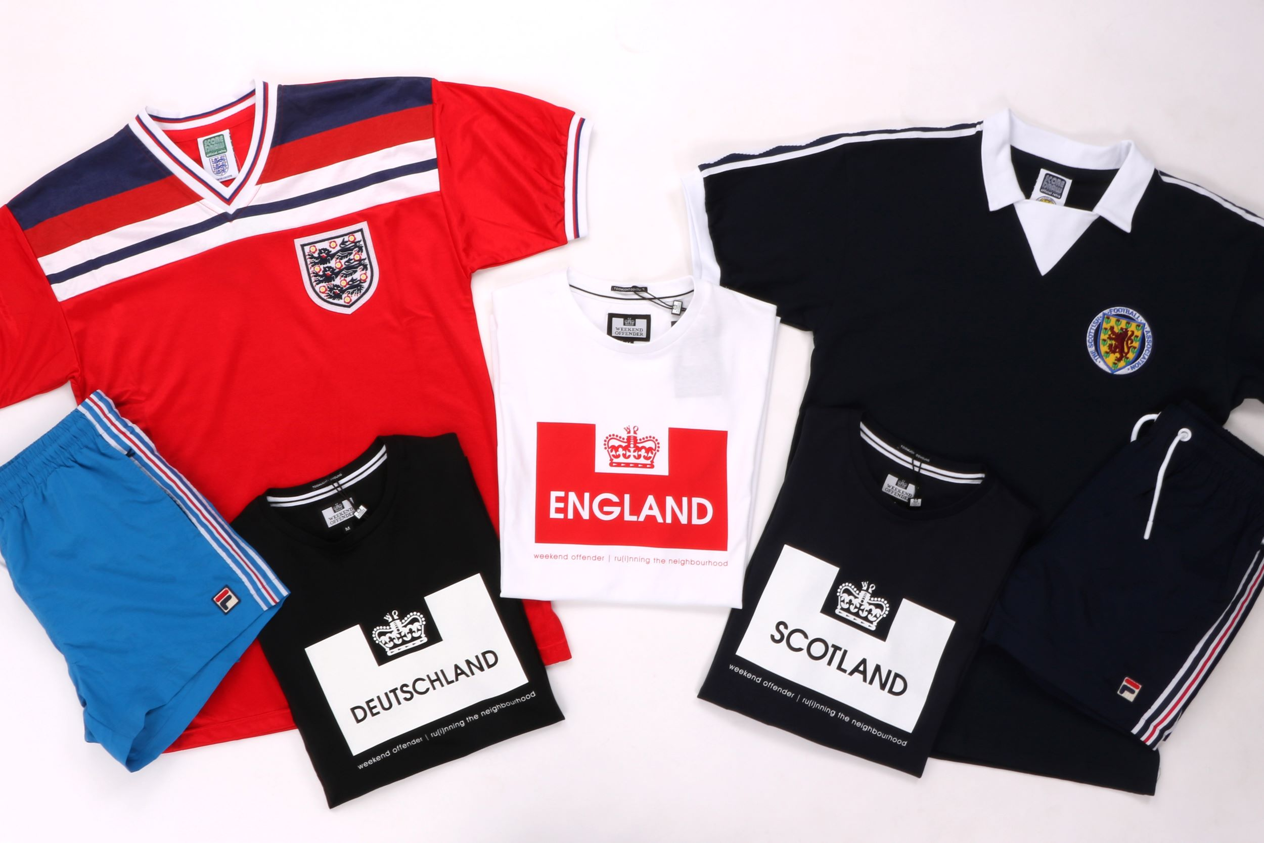 Scotland 1978 Home Football Shirt