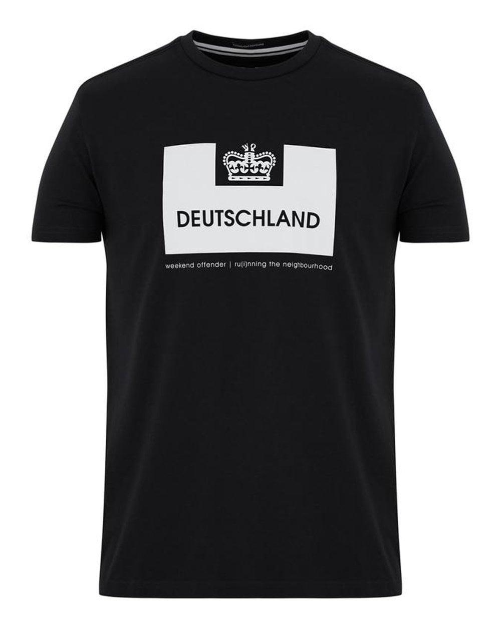 Weekend Offender Deutschland T-shirt