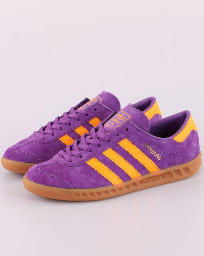 adidas city series hamburg purple gold