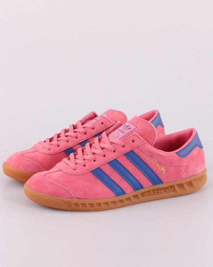 adidas city series hamburg rose pink