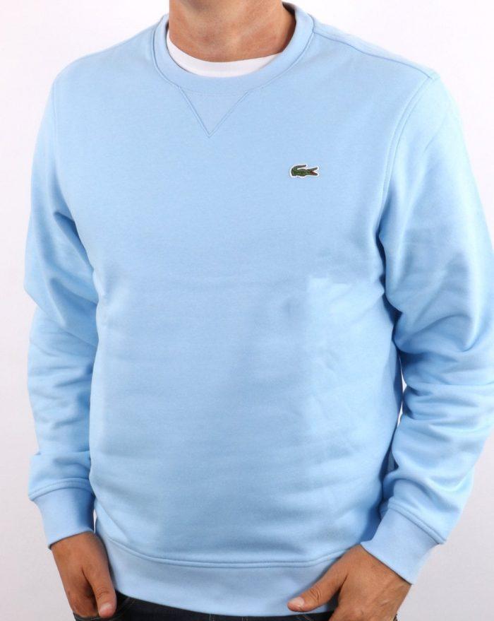 Lacoste Sweatshirt Sky Blue