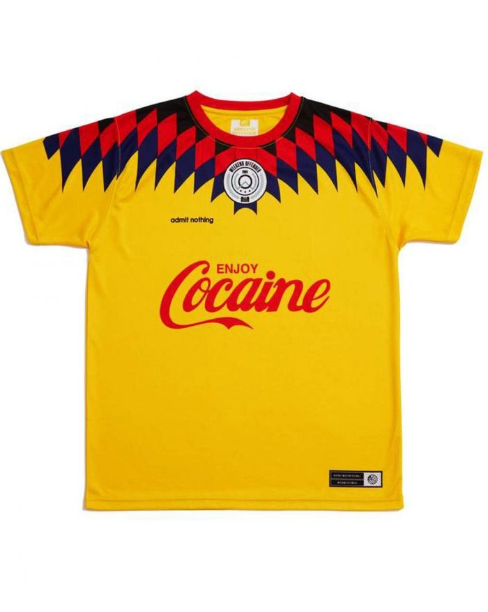 Weekend Offender Cartel Football shirt