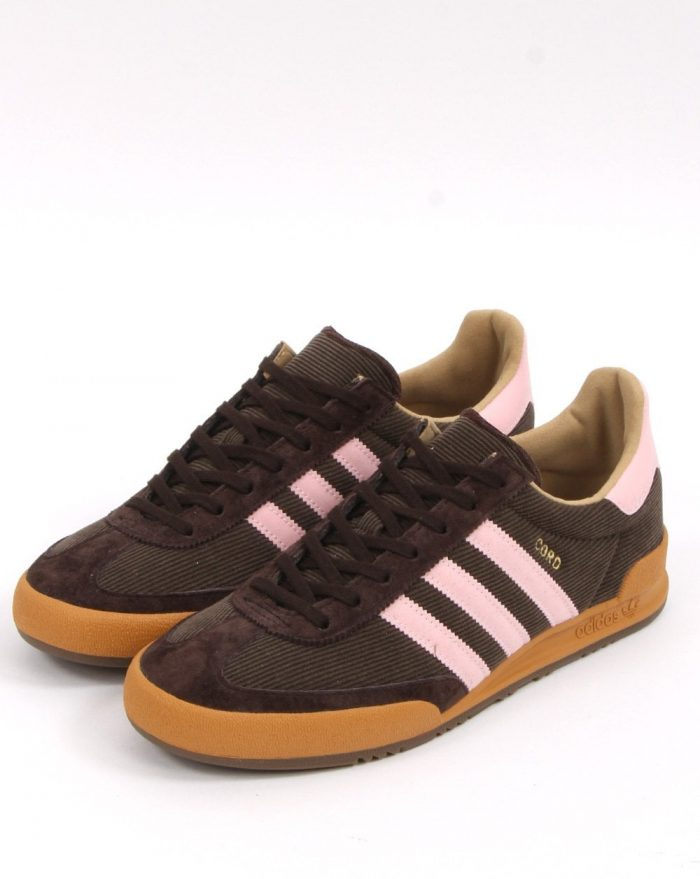 adidas Cord Trainer Brown