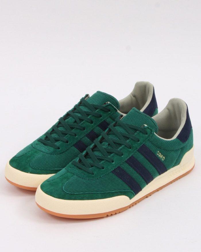 adidas Cord Trainer Green
