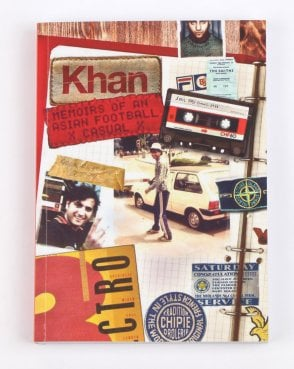 80s Casual Classics Book Khan: Memoirs Of An Asian Football Casual
