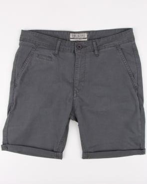 80s Casual Classics Chino Shorts Grey