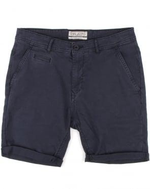 80s Casual Classics Chino Shorts Navy