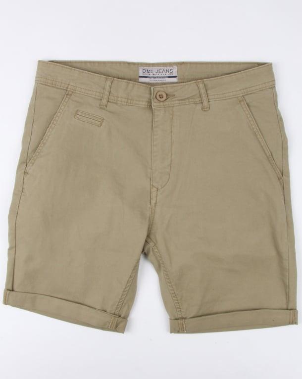80s Casual Classics Chino Shorts Stone