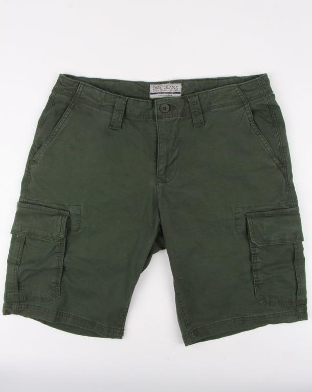 80s Casual Classics Combat Shorts Khaki