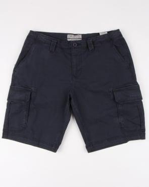 80s Casual Classics Combat Shorts Navy