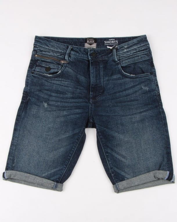 80s Casual Classics Denim Shorts Dark Wash