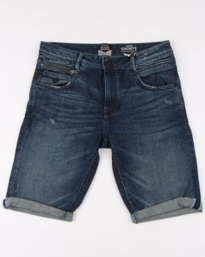 80s Casual Classics Denim Shorts Dark Wash