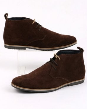 80s Casual Classics Desert Boots Brown