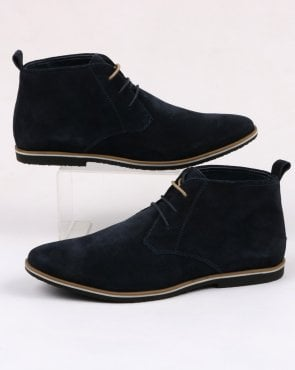 80s Casual Classics Desert Boots Navy