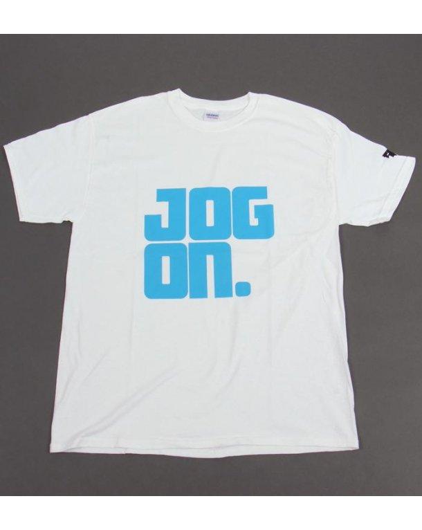 80s Casual Classics Jog On T-shirt White
