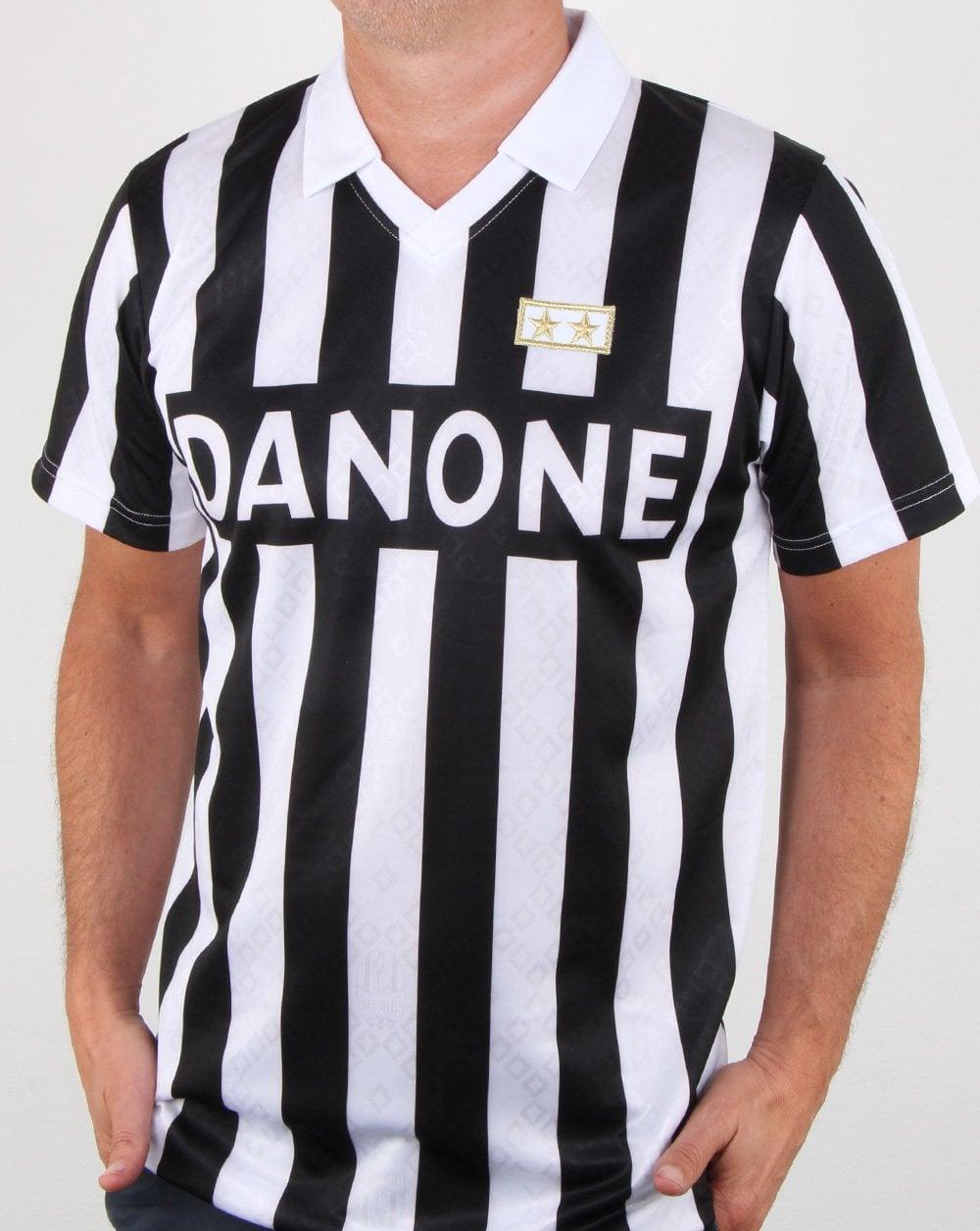 d06ef0c05 80s Casual Classics 80s Casual Classics Juventus 1993 Uefa Cup Final Shirt  Black white
