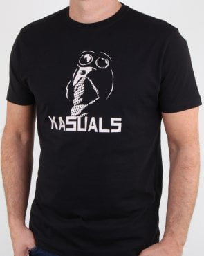 80s Casual Classics Kasuals T Shirt Black