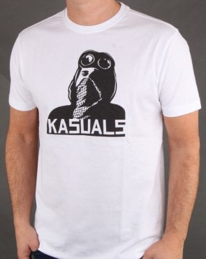 80s Casual Classics Kasuals T Shirt White