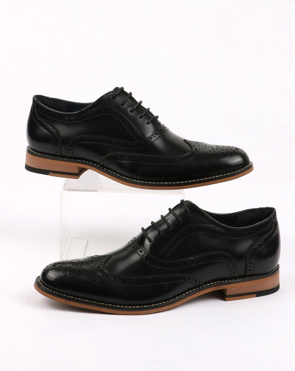 lace up shoe, leather | 80s casual classics