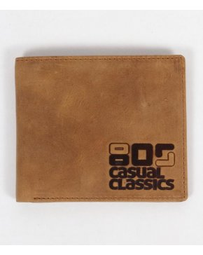Mustard Wallets 80s Casual Classics Wallet Light Brown