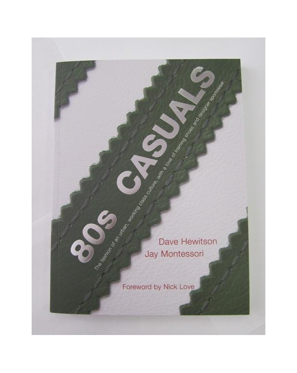 80s Casuals 80s Casuals Book - New A5 Size