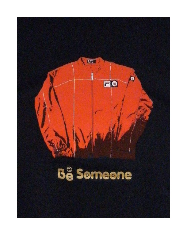 80s Casuals Be Someone T-shirt Navy