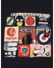 80s Casuals Sources of 80s T shirt Navy Blue