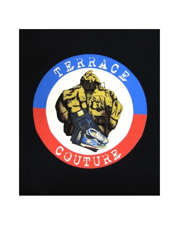 80s Casuals Terrace Couture T-shirt Navy