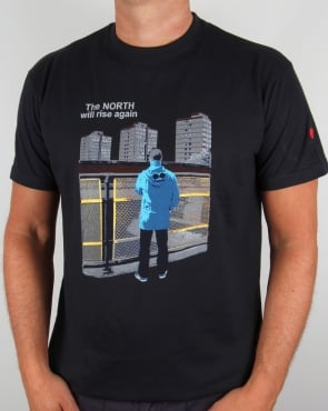 80s Casuals The North Will Rise Again Navy