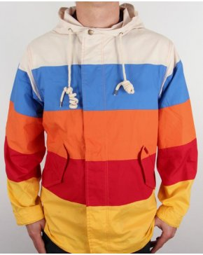 80s Casuals Yachting Jacket Multi