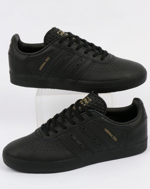 Adidas 350 Trainers Black