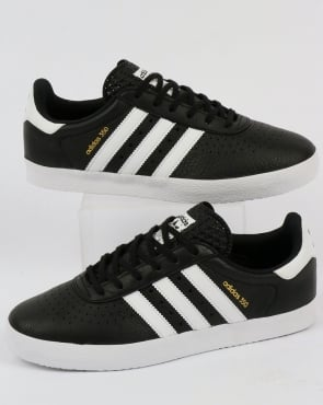 Adidas 350 Trainers Black/White