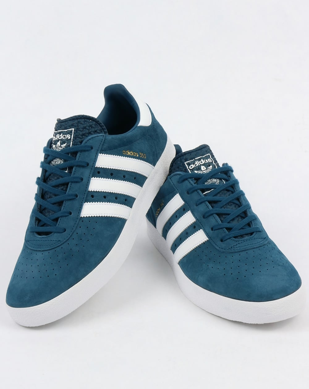 4bfcf0fb7 Adidas 350 Trainers Blue Night White