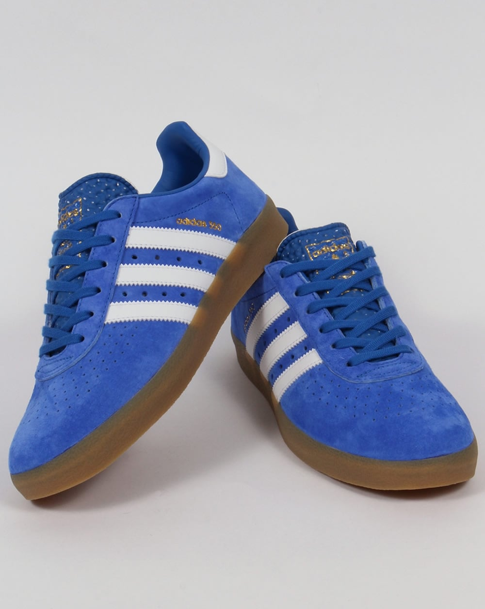 Adidas Trainers Adidas 350 Trainers Blue/White/Gum