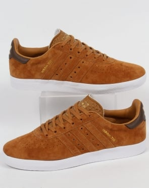 Adidas 350 Trainers Deep Tan / Brown