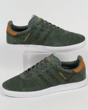 adidas Trainers Adidas 350 Trainers DK Olive