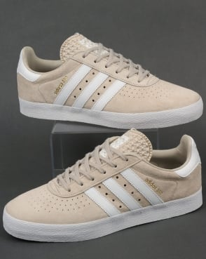 Adidas 350 Trainers Off White