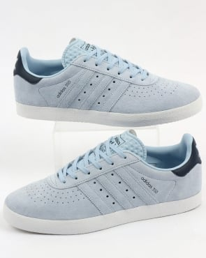 Adidas 350 Trainers Sky Blue