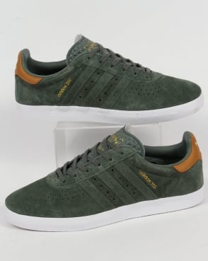 adidas Trainers Adidas 350 Trainers Trace Green