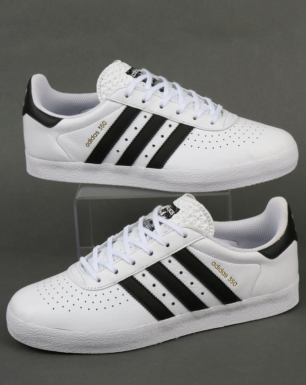 Adidas Trainers Adidas 350 Trainers White/Black