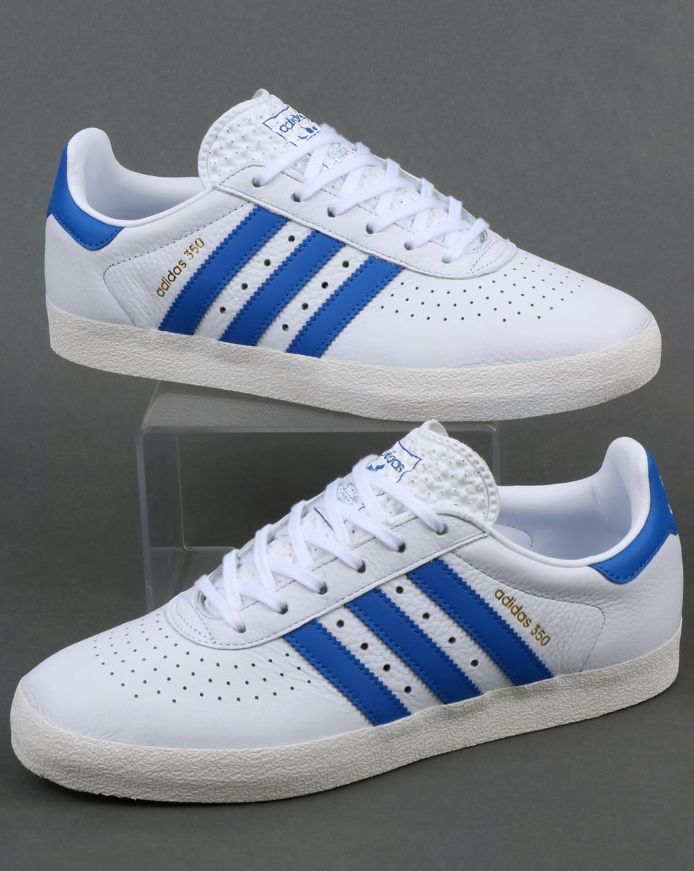 a99184568 adidas Trainers Adidas 350 Trainers White Blue